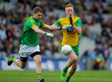 Donegal were crowned Division 2 champions.