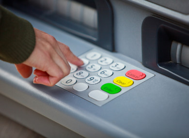 Thieves use digger to steal ATM from bank in Cavan