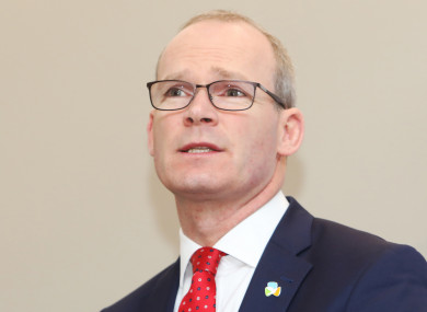 Tánaiste Simon Coveney was among those lobbied on the matter.
