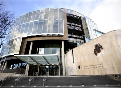 Dublin's Criminal Courts of Justice