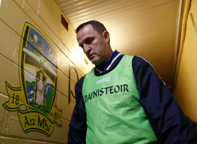 Meath manager Andy McEntee.