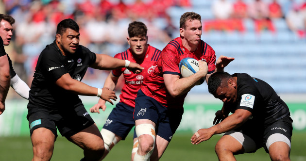 As it happened: Saracens v Munster, Champions Cup semi-final