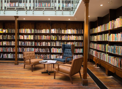 Kevin Street Library, Dublin