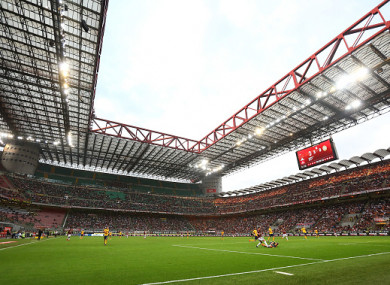 The Serie A giants are one of several clubs to have been investigated for breaching Uefa's rules.