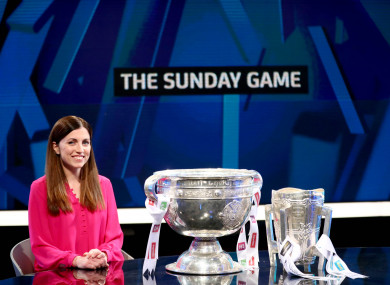 RTÉ's coverage begins on Sunday 12 May.