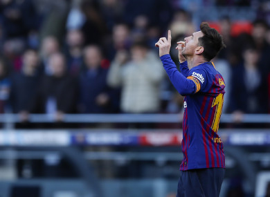 0a09cdd98  You can t say it  - Pope Francis warns public to stop comparing Messi to  God