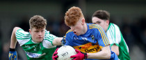 Kyle Shelly starred for the Tipperary minors.