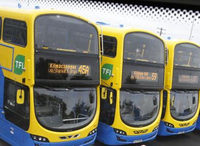 Go-Ahead buses