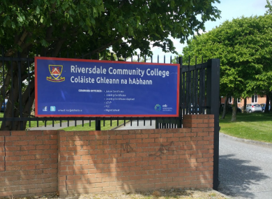 The shooting took place outside Riverside Community College on Tuesday