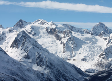 File photo - Swiss Alps