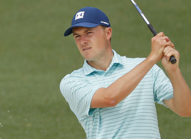 Jordan Spieth believes he has made significant progress with the one area of his game which he believes has held him back the most in recent months.