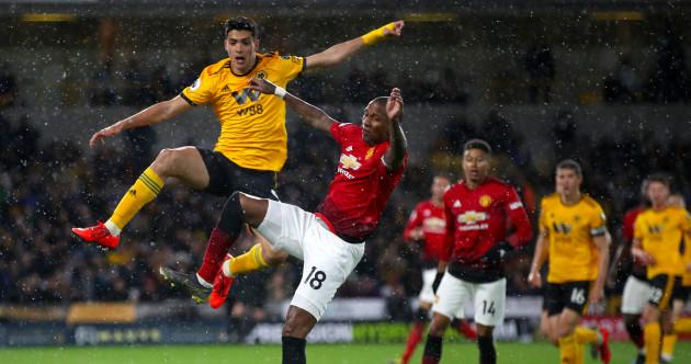 As it happened: Wolves vs Man United, Premier League