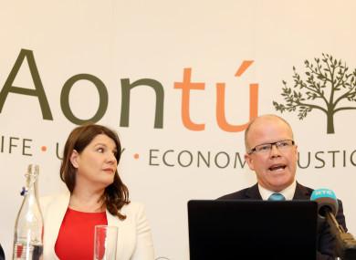 Aontú manifesto launch in Dublin today
