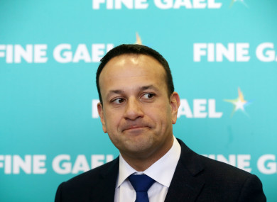 Varadkar has defended his original comments for a number of days.