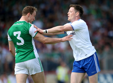 Che Cullen and Conor McManus will be in opposition in the qualifiers.