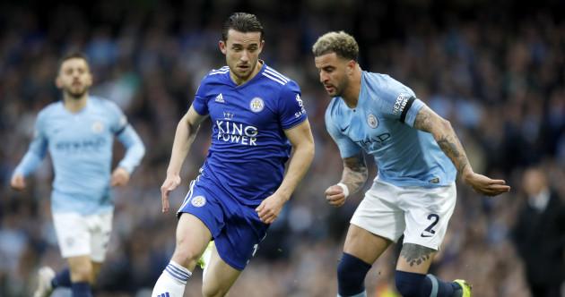 As it happened: Manchester City v Leicester City, Premier League