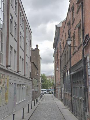 Price's Lane, Temple Bar, Dublin.