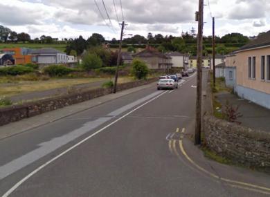Mill Road in Fermoy.