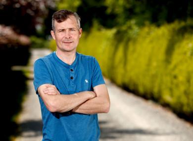 Pat Smullen: a 'single-minded world-class jockey'.