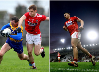 Cork duo Sam Ryan and Sean Powter have both sustained injuries.