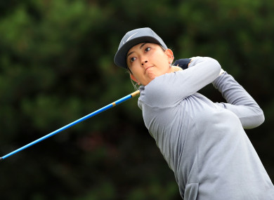 Michelle Wie has criticised controversial comments made by Hank Haney.