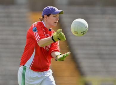 Fermanagh goalkeeper Roisin Gleeson.