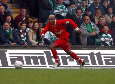 The former Liverpool striker has criticised his old Anfield team-mate in the past.