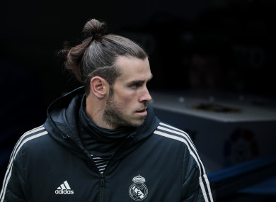 Gareth Bale's Real Madrid misery was prolonged today.