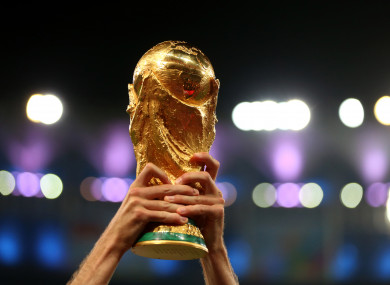 The World Cup will remain a 32-country tournament in three years' time.