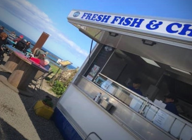 Fisherman's Catch serving up fresh fish and chips in Clogherhead, Co Louth