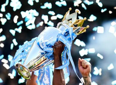 Manchester City were crowned 2018/19 Premier League champions.