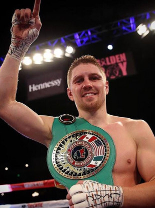 Jason Quigley will defend his NABF middleweight belt against Tureano Johnson of The Bahamas.