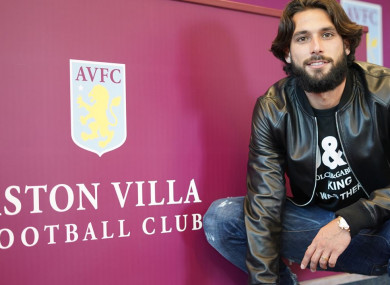 Jota becomes Villa's first signing of the summer.