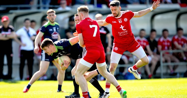 As it happened: Kildare v Tyrone, All-Ireland SFC qualifiers