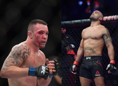 Colby Covington and Robbie Lawler are set to headline UFC on ESPN 5 this August.