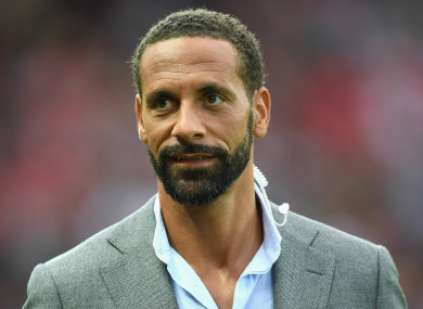 Rio Ferdinand is in the running for the new technical director's role at Old Trafford.