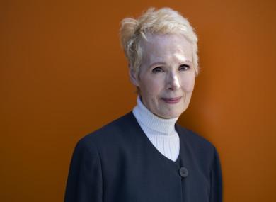 Elle columnist E. Jean Carroll