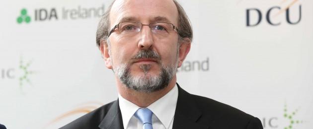 Professor Brian, MacCraith, President of Dublin City University.