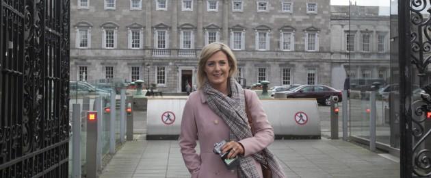 Fine Gael TD Maria Bailey