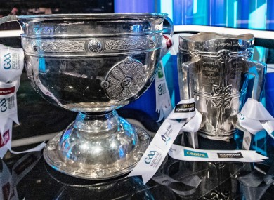 12 teams left in hunt for Sam Maguire and 8 counties in the Liam MacCarthy Cup race.