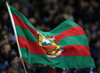 A two-point win for Mayo in today's game in Longford.