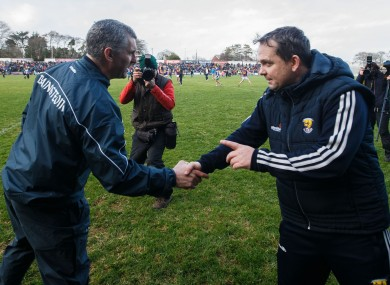 Liam Sheedy and Davy Fitz: who's going to the All-Ireland final?