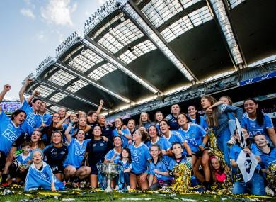 Dublin are seeking a third successive All-Ireland title this year.