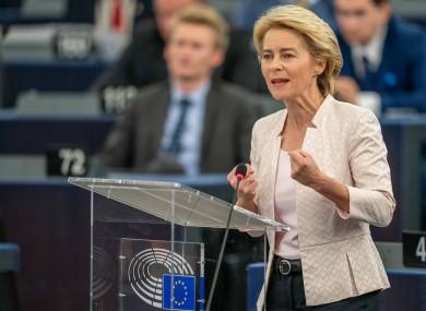 Von der Leyen 'ready' to back Brexit delay in pitch to MEPs