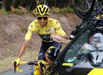 Colombia's Egan Bernal has won the Tour de France.