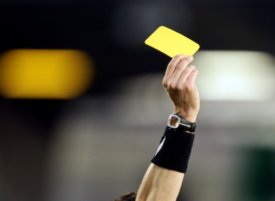 The FA wants to stamp dissent towards officials out of the game.