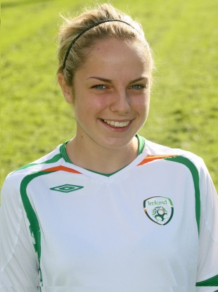 Julie-Ann Russell earned over 50 caps for Ireland before moving to Australia.