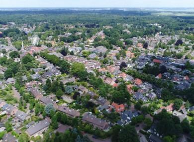 Laren in The Netherlands