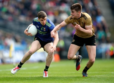 Mayo and Kerry go head-to-head on Sunday with the Westerners last winning in the league final.