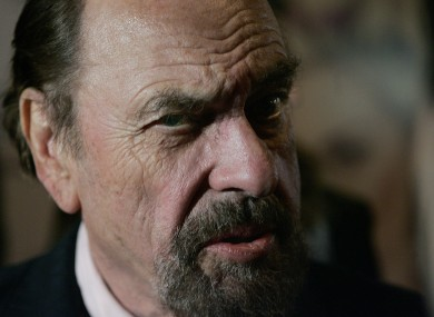Rip Torn pictured in 2006.